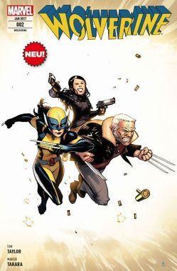 Wolverine von Lopez,  David, Taylor,  Tom