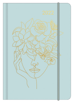 WOMAN 2022 – Diary – Buchkalender – Taschenkalender – 12×17