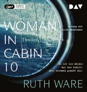 Woman in Cabin 10 von Nachtmann,  Julia, Ochel,  Stefanie, Ware,  Ruth