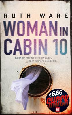 Woman in Cabin 10 von Ware,  Ruth