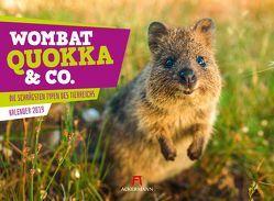 Wombat, Quokka & Co. 2019
