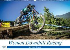 Women Downhill Racing (Wandkalender 2019 DIN A2 quer) von Fitkau,  Arne