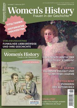 Women's History Heft 2 von Bast,  Medien