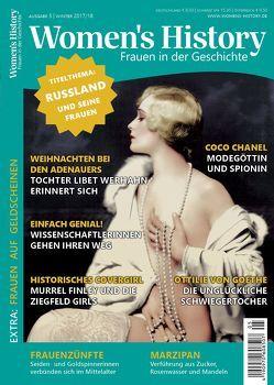 Women's History Heft 5 von Bast,  Medien
