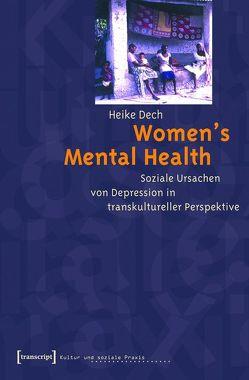 Women's Mental Health von Dech,  Heike