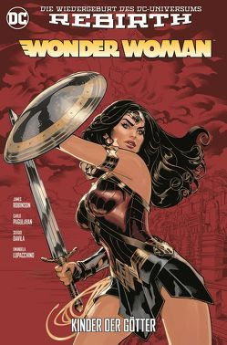 Wonder Woman von Fernandez Davila,  Sergio, Kruhm,  Ralph, Lupacchino,  Emanuela, Pagulayan,  Carlo, Robinson,  James Dale, Segovia,  Stephen Jorge
