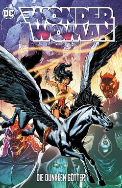 Wonder Woman von Irving,  Frazer, Merino,  Jesus, Robinson,  James, Segovia,  Stephen