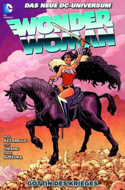 Wonder Woman von Azzarello,  Brian, Chiang,  Cliff, Sudzuka,  Goran