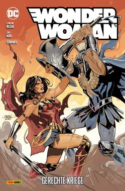 Wonder Woman von Kruhm,  Ralph, Nord,  Cary, Wilson,  G. Willow, Xermanico