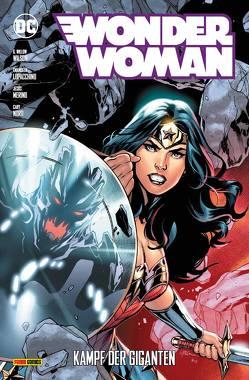 Wonder Woman von Lupacchino,  Emanuela, Merino,  Jesus, Nord,  Cary, Wilson,  G. Willow
