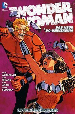 Wonder Woman von Akins,  Tony, Azzarello,  Brian, Chiang,  Cliff, Sudzuka,  Goran