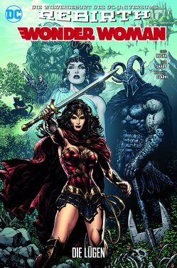 Wonder Woman von Clark,  Matthw, Kruhm,  Ralph, Rucka,  Greg, Sharp,  Liam