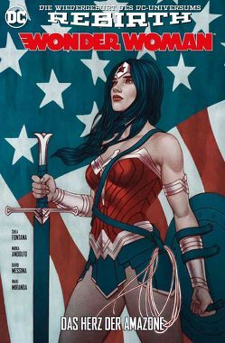Wonder Woman von Andolfo,  Mirka, Fontana,  Shea, Kruhm,  Ralph, Messina,  David, Miranda,  Inaki