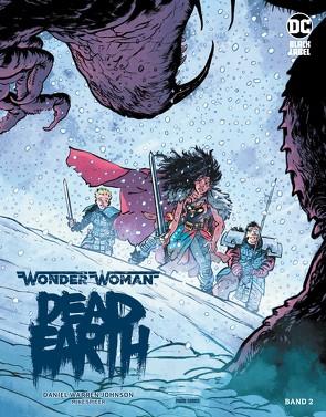 Wonder Woman: Dead Earth von Johnson,  Daniel Warren, Rother,  Josef, Spicer,  Mike