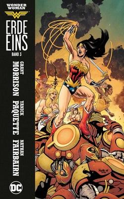 Wonder Woman: Erde Eins von Kruhm,  Ralph, Morrison,  Grant, Paquette,  Yanick