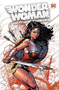 Wonder Woman – Göttin des Krieges (Deluxe Collection) von Finch,  David, Finch,  Meredith