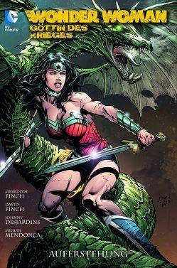 Wonder Woman – Göttin des Krieges von Finch,  David, Finch,  Meredith