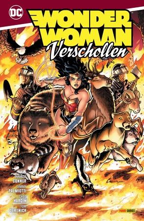 Wonder Woman: Verschollen von Conner,  Amanda, Derenick,  Tom, Hardin,  Chad, Hidalgo,  Carolin, Palmiotti,  Jimmy