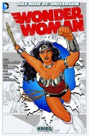 Wonder Woman von Akins,  Tony, Azzarello,  Brian, Burchett,  Rick, Chiang,  Cliff, Green,  Dan, Pinna,  Amilcar, Sudzuka,  Goran