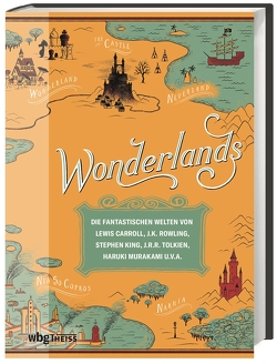 Wonderlands von Miller,  Laura
