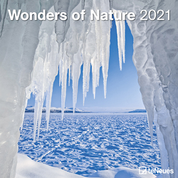 Wonders of Nature 2021 – Wand-Kalender – Broschüren-Kalender – 30×30 – 30×60 geöffnet