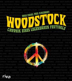 Woodstock von Evans,  Mike, Kingsbury,  Paul