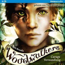 Woodwalkers (1). Carags Verwandlung von Brandis,  Katja, Weisschnur,  Timo