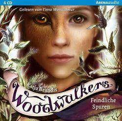 Woodwalkers (5). Feindliche Spuren von Brandis,  Katja, Weisschnur,  Timo