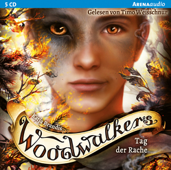 Woodwalkers / Woodwalkers (6). Tag der Rache von Brandis,  Katja, Weisschnur,  Timo