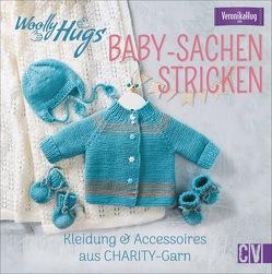 Woolly Hugs Baby-Sachen stricken von Veronika Hug