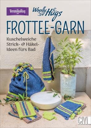 Woolly Hugs Frottee-Garn von Hug,  Veronika