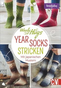 Woolly Hugs YEAR-Socks stricken von Veronika Hug