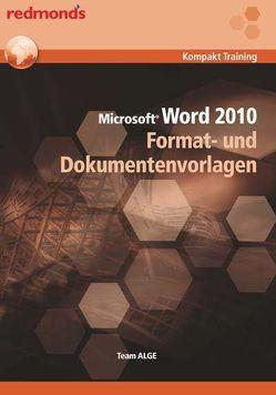 Word 2010 Format- und Dokumentenvorlagen