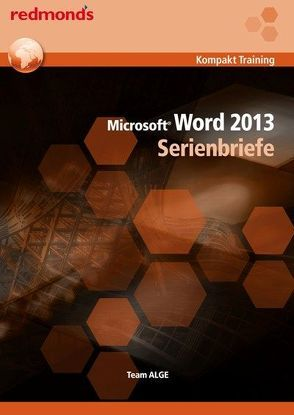 Word 2013 Serienbriefe