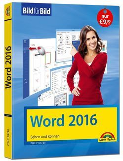 Word 2016 Bild für Bild lernen: sehen und können von Kiefer,  Philip