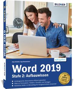 Word 2019 von Baumeister,  Inge, Schmid,  Anja