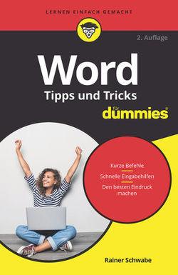 Word Tipps und Tricks für Dummies von Schwabe,  Rainer