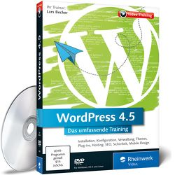 WordPress 4.5 von Becker,  Lars
