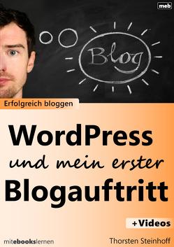 WordPress und mein erster Blogauftritt von Steinhoff,  Thorsten