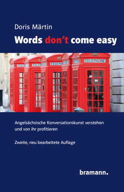 Words don't come easy von Märtin,  Doris