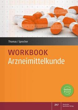 Workbook Arzneimittelkunde von Sprecher,  Nadine, Thomas,  Annette