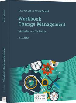 Workbook Change Management von Vahs,  Dietmar, Weiand,  Achim