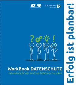WorkBook DATENSCHUTZ von Jung,  Han Christian