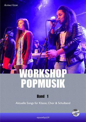 Workshop Popmusik Band 1 von Kossak,  Reinhard