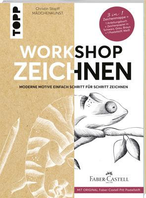 Workshop Zeichnen von Stapff,  Christin