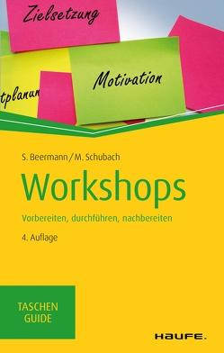 Workshops von Beermann,  Susanne, Schubach,  Monika