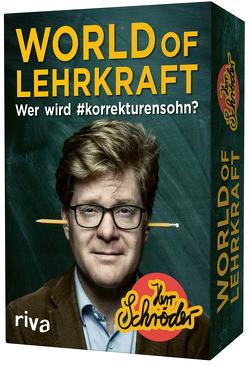 World of Lehrkraft – Das Kartenspiel von Schröder,  Herr
