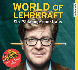 World of Lehrkraft von Schroeder,  Johannes
