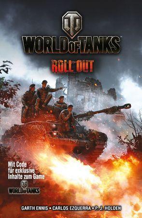 World of Tanks – Graphic Novel von Ennis,  Garth, Ezquerra,  Carlos, Holden,  J. P., Kronsbein,  Bernd