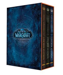 World of Warcraft: Chroniken Schuber 1 – 3 II
